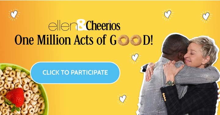 ellen-cheerios-sweepstakes