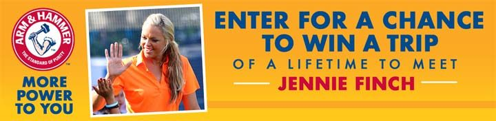 mlb-jennie-finch-sweepstakes