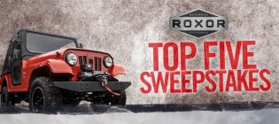 roxor-top-five-sweepstakes