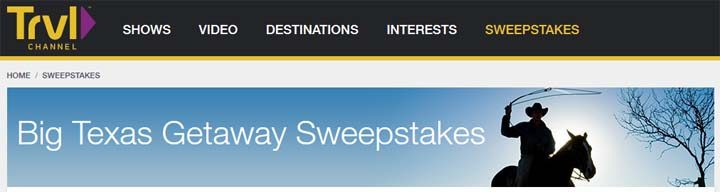 travel-channels-big-texas-sweepstakes
