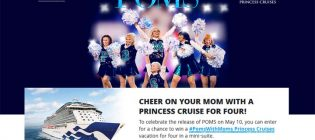 poms-with-moms-princess-cruises-sweepstakes