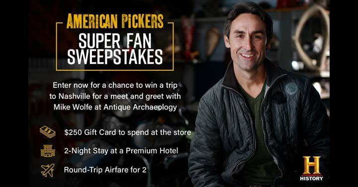 america-pickers-super-fan-sweepstakes