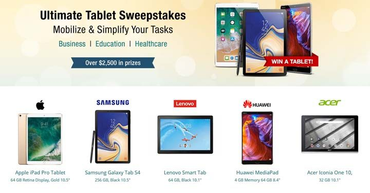 ultimate-tablet-sweepstakes
