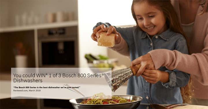 Bosch Celebrate Summer Contest