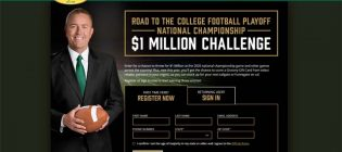 Eckrich College Football $1M Challenge