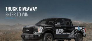 GrabAGun Enter for a Chance to Win-a-Truck Giveaway