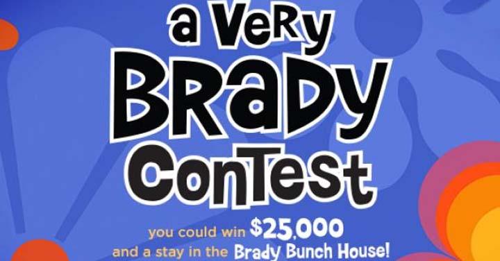HGTV A Very Brady Contest