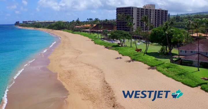 westjet-maui-hawaii-contest