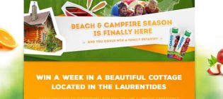 Oasis offers you a family trip Contest