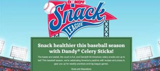 Snack League Sweepstakes