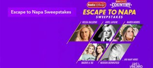 Radio Disney Escape to Napa Sweepstakes