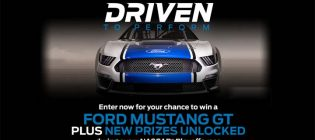 Monster Energy NASCAR Cup Ford Performance Driven to Perform Sweepstakes