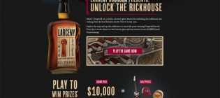 Unlock the Rickhouse Instant Win and Sweepstakes