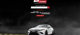 Toyota Tag Teams Monster Energy NASCAR Cup Series Promotion