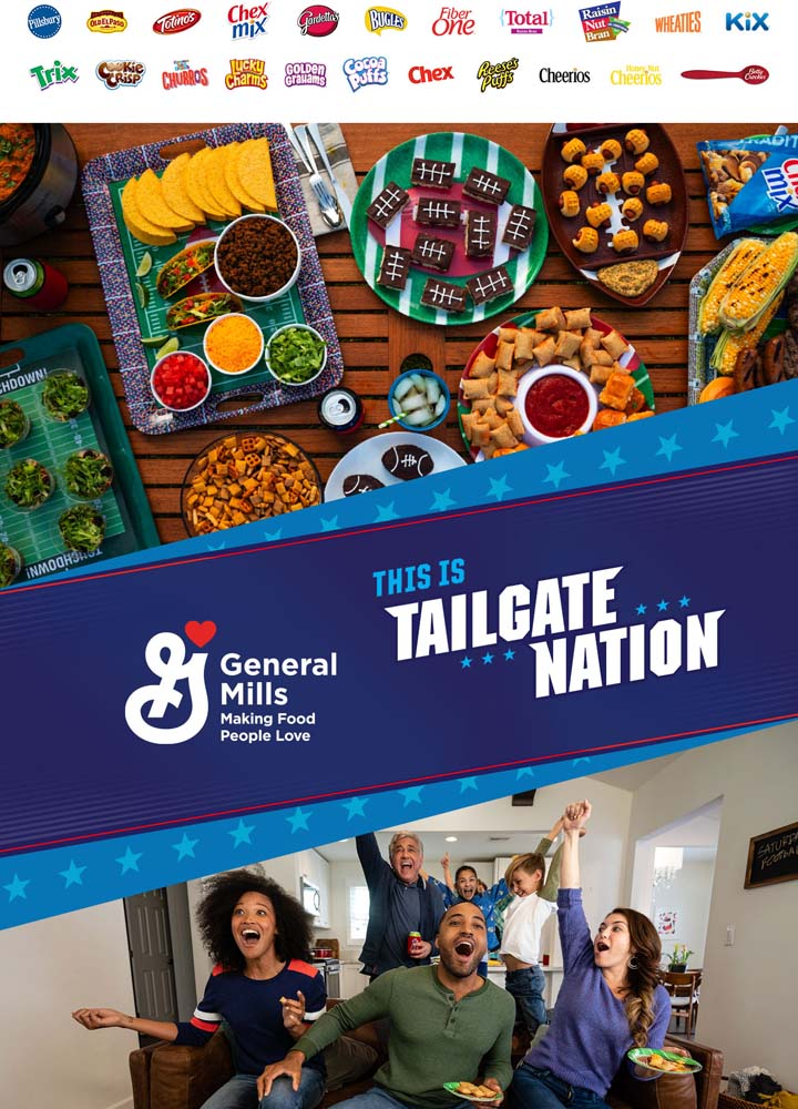 Tailgate Nation Sweepstakes & Instant Win Promo