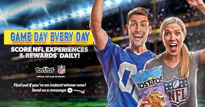 Tostitos Game Day Contest