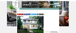 HGTV Urban Oasis Sweepstakes