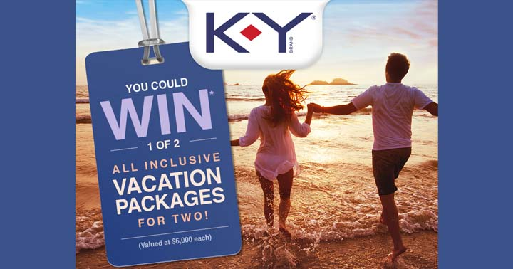 K-Y National Women's Show Giveaway Contest