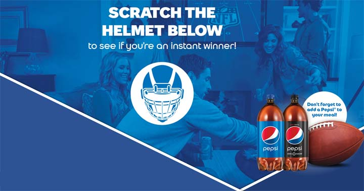 Pepsi Ultimate Fan Space Promotion