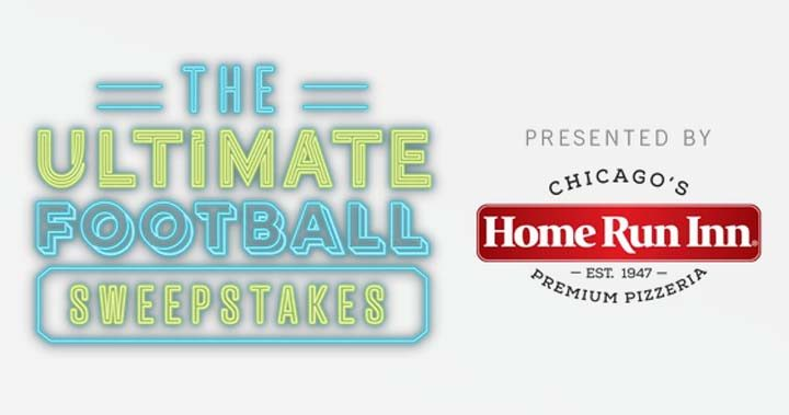 Home Run Inn Ultimate Football Sweepstakes