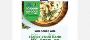 Litehouse Do Good While You Eat Good Sweepstakes