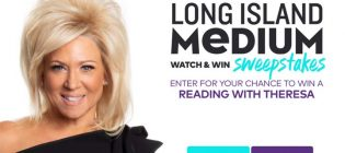 Long Island Medium Watch & Win Sweepstakes