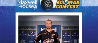 Maxwell House NHL All-Star Contest