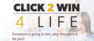 Click2Win4Life Win $1,000 a Week for Life Sweepstakes