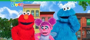 SmileDirectClub's Sesame Street Live! Grincredible Getaway Sweepstakes