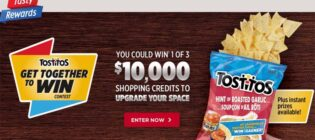 TOSTITOS Get Together to Win Contest