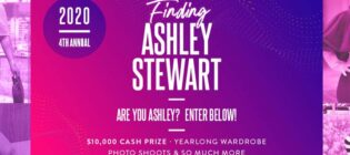 Finding Ashley Stewart Contest