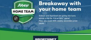 Sportsnet Sobeys Home Team Contest