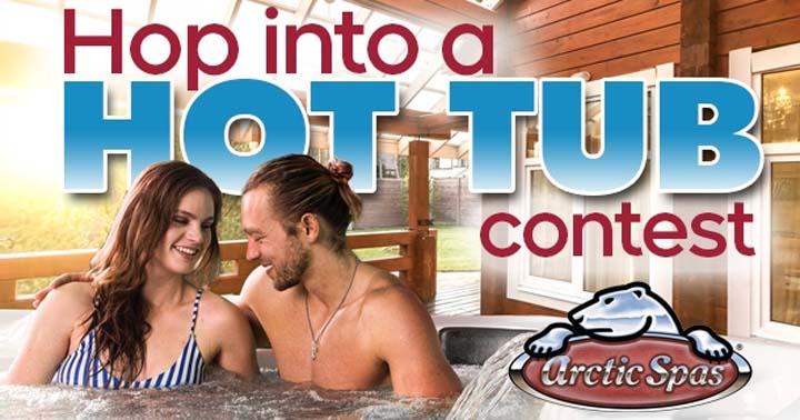 CTV Hop Into a Hot Tub Contest
