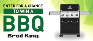 Lowe's Get a chance to win a Broil King BBQ Contest