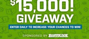 American Trucks Win $15,000 Sweepstakes