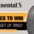 Continental Tire Spring Sweepstakes