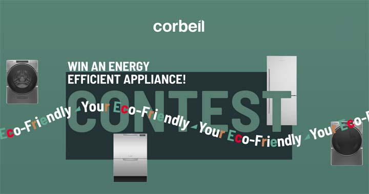 Corbeil's Your Eco-Friendly Contest