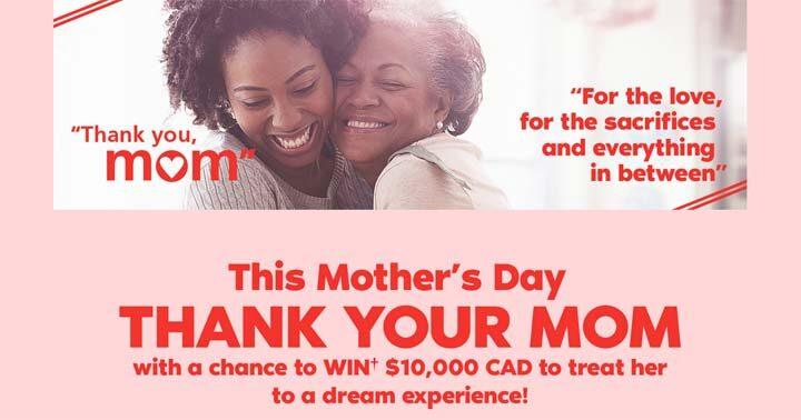 P&G Thank you, Mom Contest