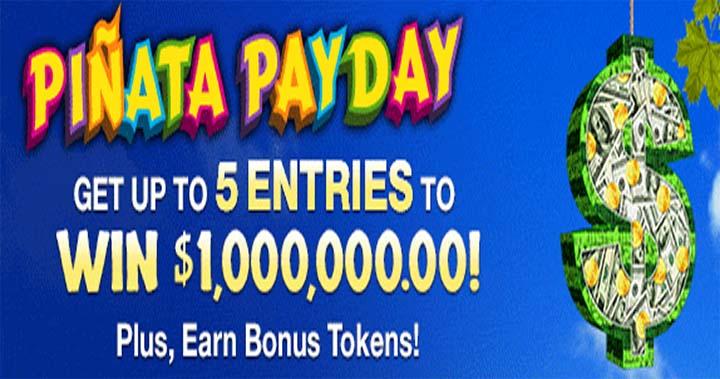PCH Pinata Pay Day Giveaway