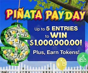PCH Pinata Payday Sweepstakes Ads