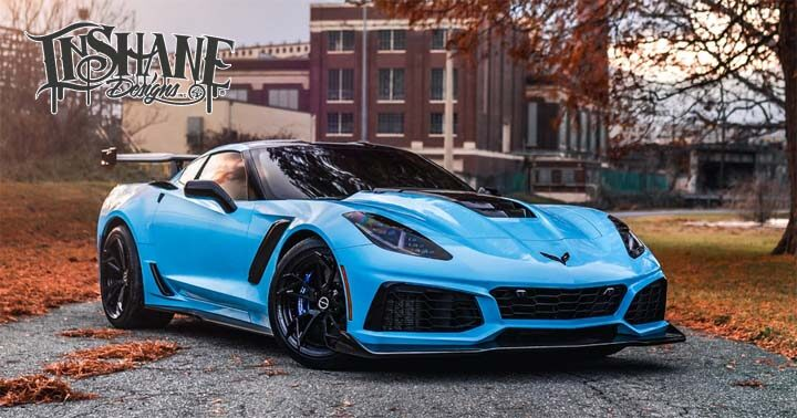 InShane Designs Win Streetspeed717's Viper Sweepstakes