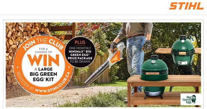 STIHL Join the Club Contest