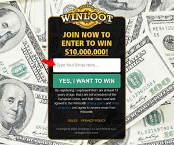winloot-10-million-dollar-sweepstakes-ad