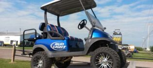 Bud Light Seltzer Custom Cart Sweepstakes