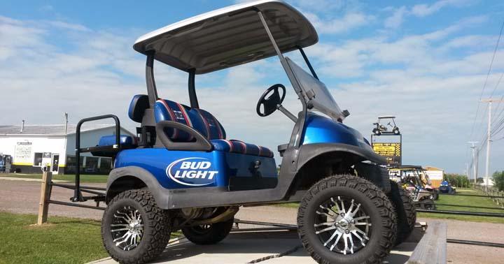 Bud Light Seltzer Custom Cart Sweepstakes