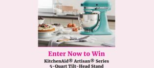 Chatelaine & KitchenAid Contest