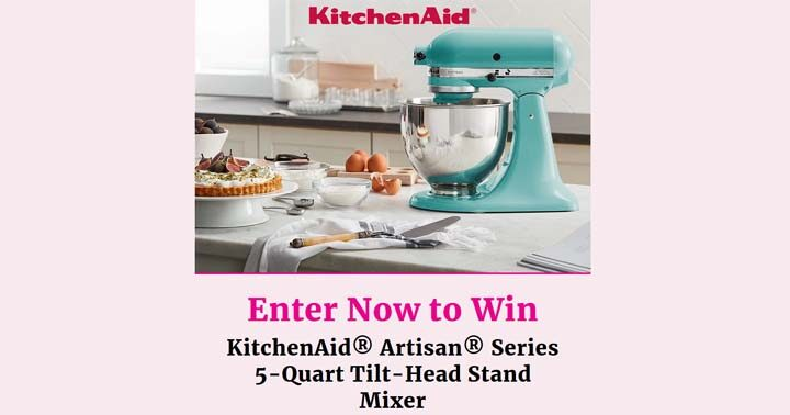 Chatelaine & KitchenAid Contest