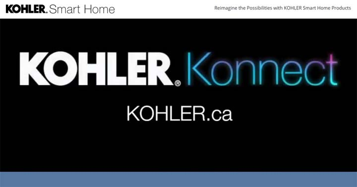 KOHLER Smart Home Products Contest