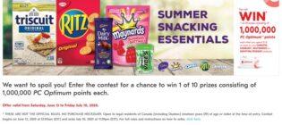 Shoppers Drug Mart PC Optimum 1,000,000 Point Contest