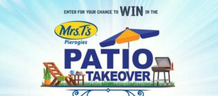 Mrs. T's Pierogies Patio Takeover Contest